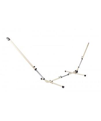 Каркас для гамака универсальный регулируемый. Длина: 295-385см, Ширина: 120см, Высота: 95-130см, Нагрузка: 120кг.