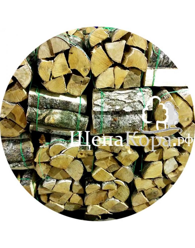 Лучшее для бани, камина или мангала - березовые дрова в сетках!