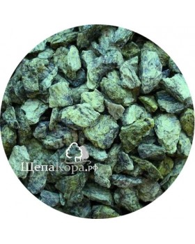 Камень змеевик, фракция 2-4 см