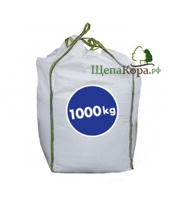 Прокаленный кварцевый песок в Биг Бэг (1000 кг)