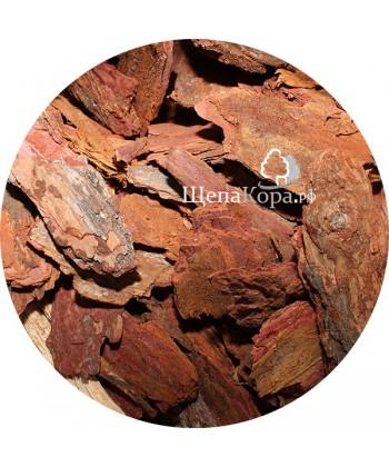 Кора лиственницы, фр. 9-17 см (крупная)