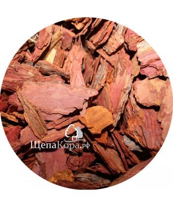 Кора лиственницы, фр. 5-10 см (средняя)