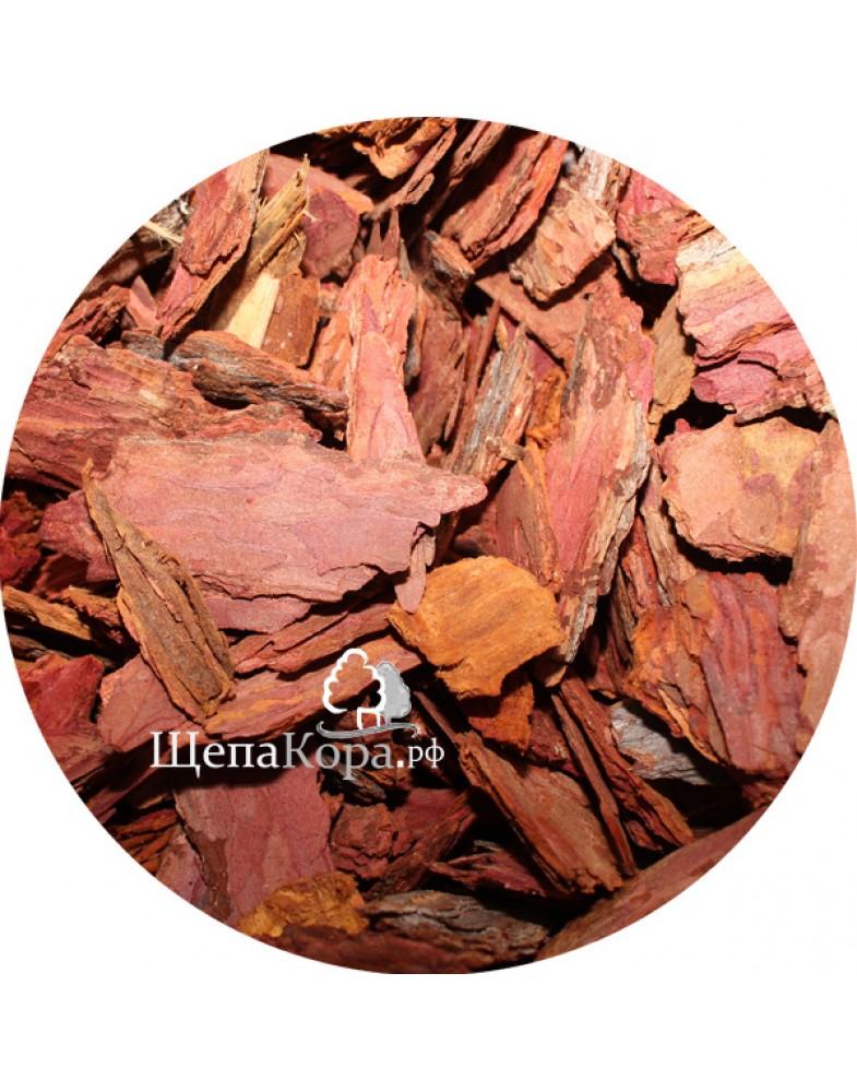 Кора лиственницы, фр. 4-10 см (средняя)