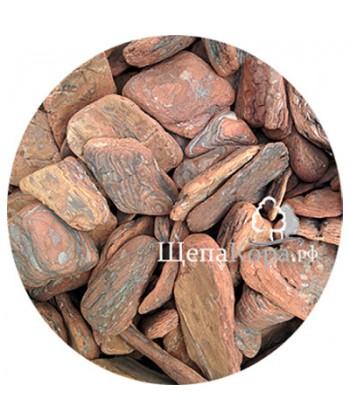 Кора сосны галтованная, фр. 3-10 см