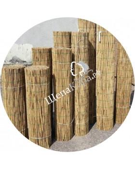 Маты из тростника 1м * 6м (камышовые маты 6м²)