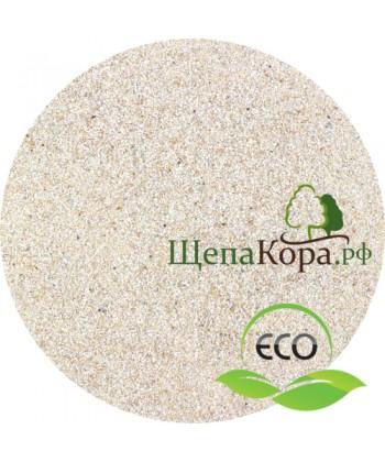 Прокаленный песок для детской песочницы белый, 25кг (кварцевый)