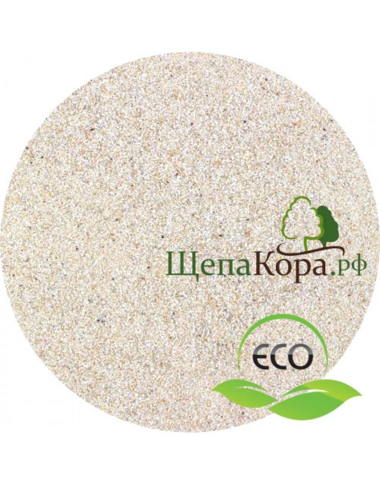 Прокаленный кварцевый песок для детской песочницы