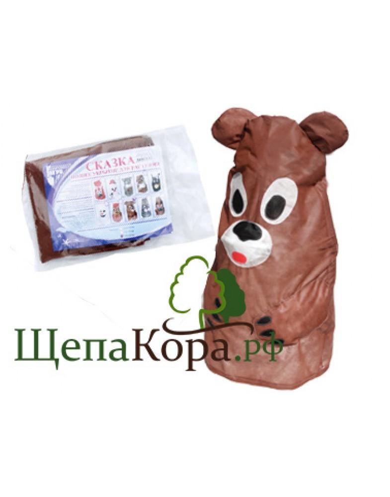 """Чехол для растений с УФ защитой """"Медведь"""""""