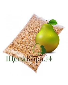 Щепа груши, 1 кг (фр. 3-7, 7-12 мм)