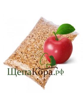 Щепа яблони, 1 кг (фр. 3-7, 7-12 мм)