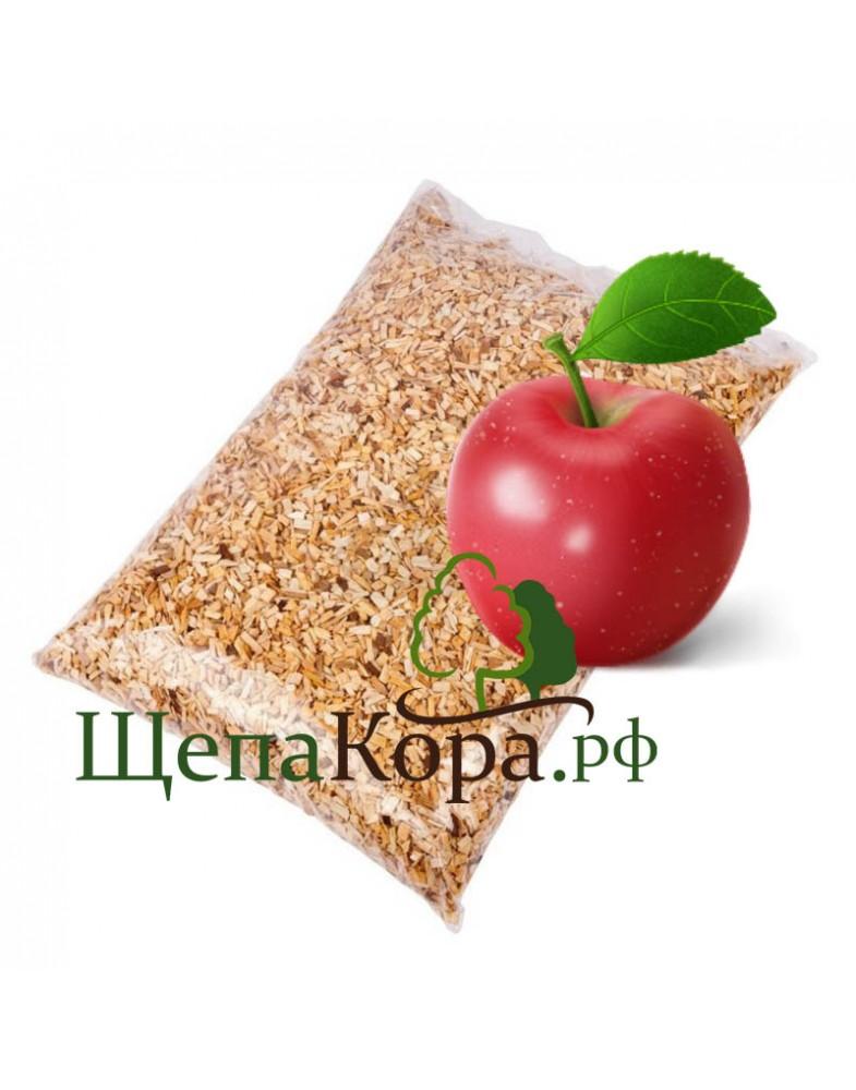 Щепа для копчения яблоневая  3-7мм или 7-12мм
