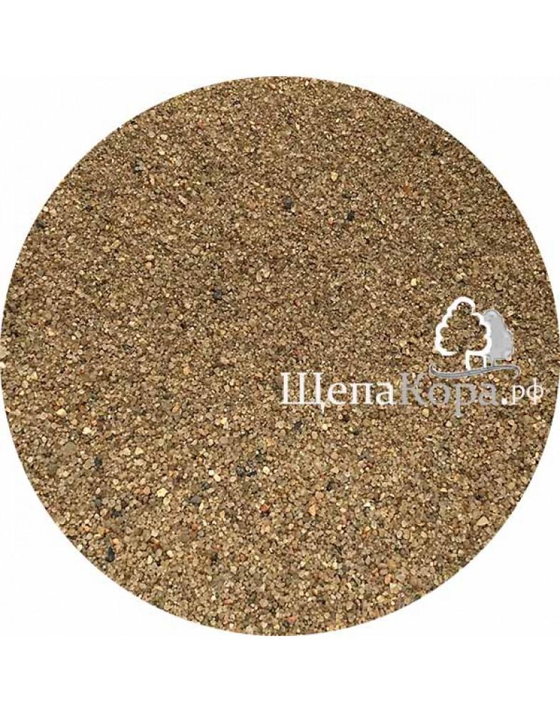 Песок строительный в мешках (сухой) ГОСТ 22551-77