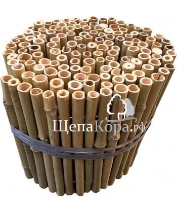 Бамбуковый забор 0,3 х 3 м