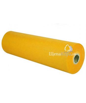 Спанбонд желтый, 80 г/м2, 300 м.п., шир., 1.4 м