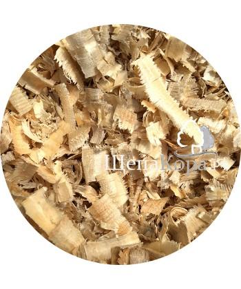 Стружка древесная в мешках, 50л