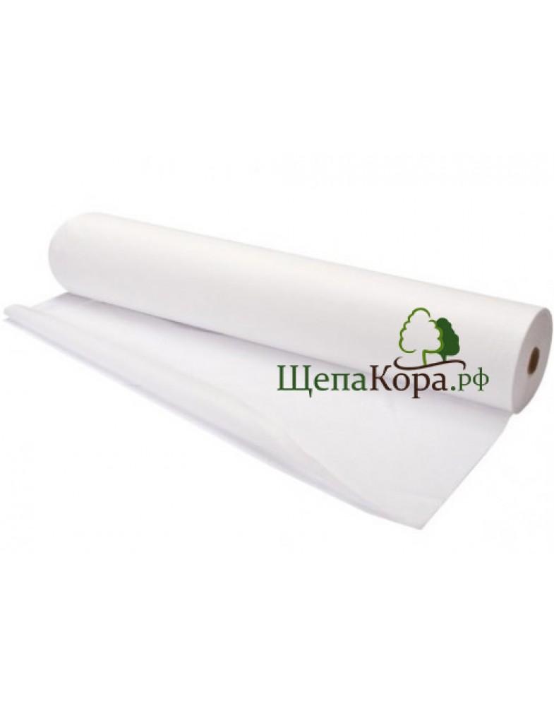 Агротекс укрывной материал, спанбонд белый плотность 60 г/м2 Ширина 3.2м