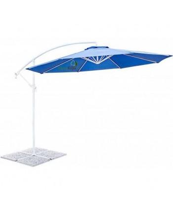 Зонт боковой Arezzo (синий)