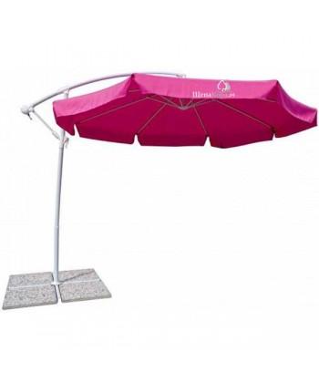Зонт боковой Parma (фуксия)