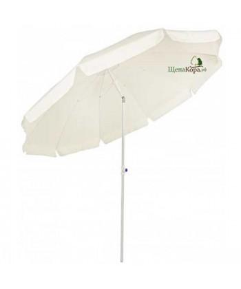 Зонт с наклоном Treviso (бежевый)