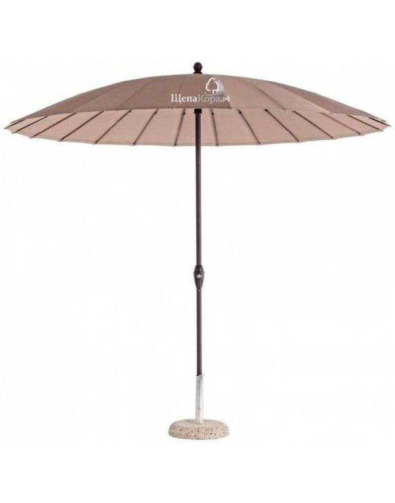Зонт Florence (светло-коричневый)