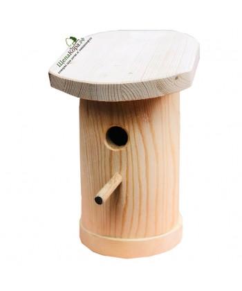 """Синичник для птиц из массива из дерева """"МИНИ"""""""