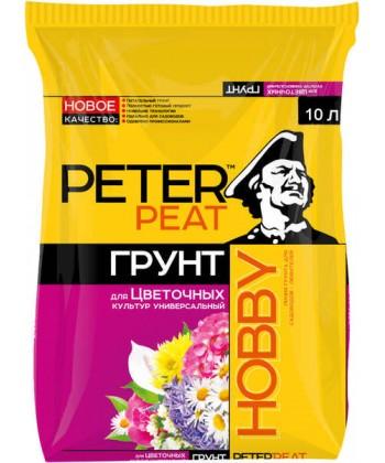 Грунт для цветочных культур Peter Peat, 5 л