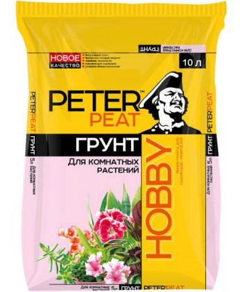 Грунт для комнатных растений Peter Peat, 10 л