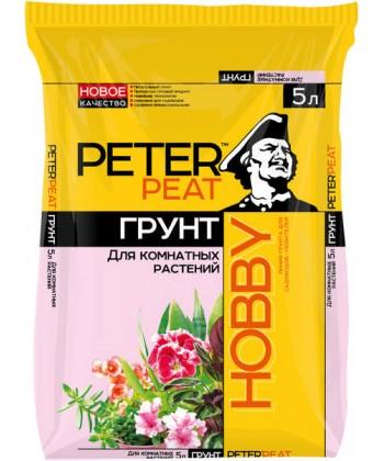 Грунт для комнатных растений Peter Peat, 5 л