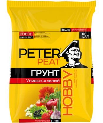 Универсальный грунт Peter Peat, 5 л