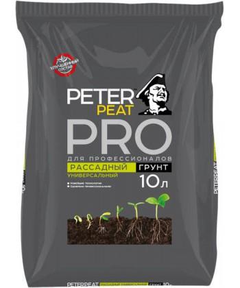 Рассадный грунт Peter Peat, 10 л (Линия ПРО)