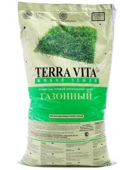 Газонный грунт Терра Вита, 50 л