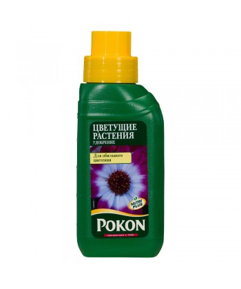 Удобрение для цветущих растений (Pokon), 250мл