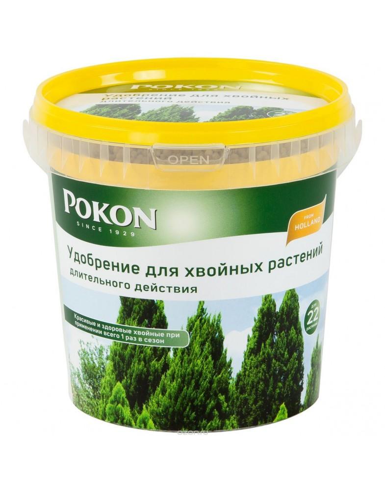 Удобрение для хвойников длительного действия (Pokon), 0.9кг