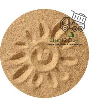 Горячий песок от 5 куб.