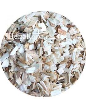 Щепа осины, 1 кг (фр. 3-7, 7-12 мм)