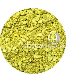 Мраморная крошка желтая, фракция 10-20 мм