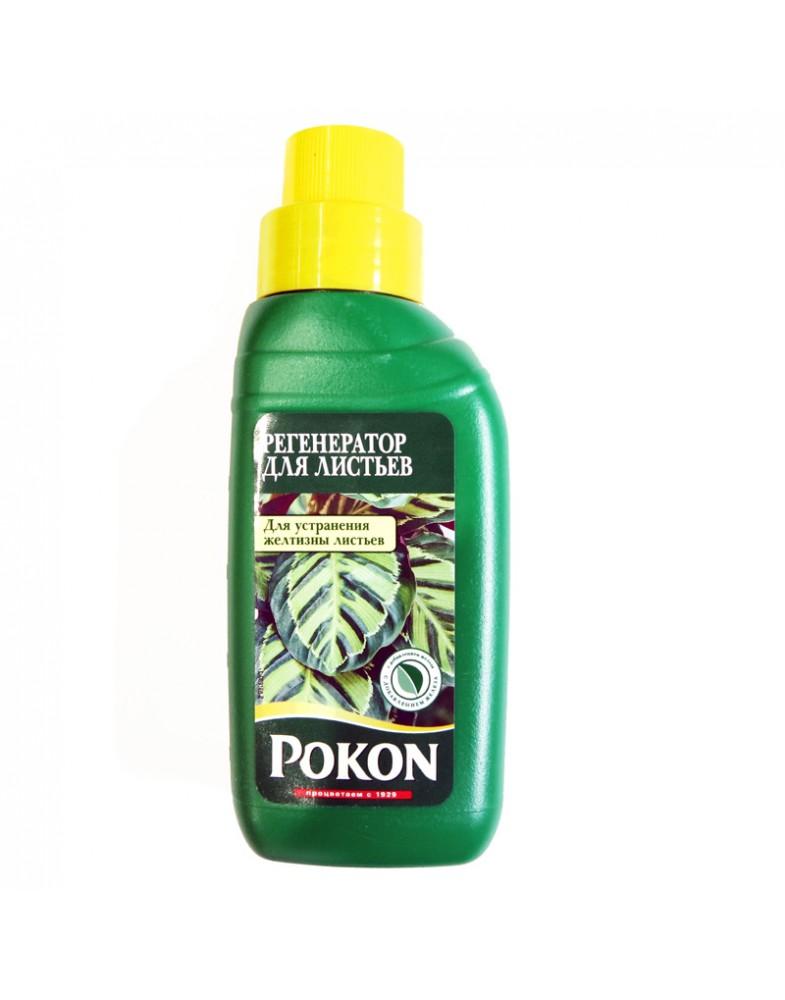 Зеленая сила от Покон - регенератор для листвы во флаконе.