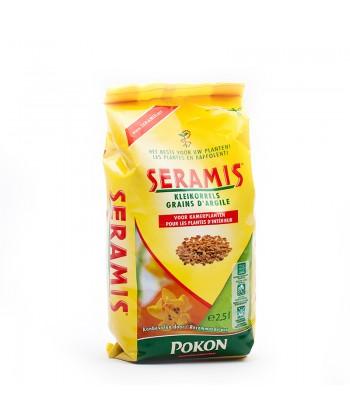 Серамис универсальный для всех видов растений (Pokon), 2.5л