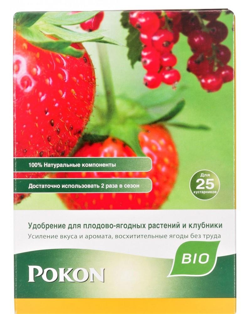 Удобрение для клубники и ягодных кустов (Pokon), 0.8кг