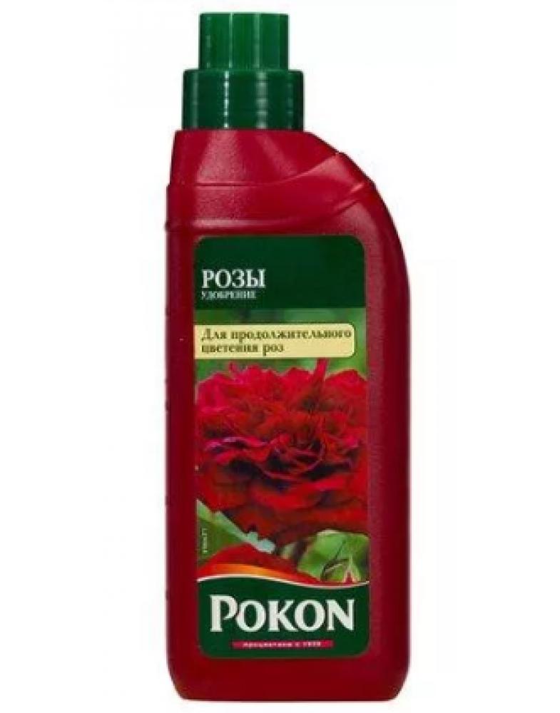 Удобрение для садовых роз (Pokon), 500мл