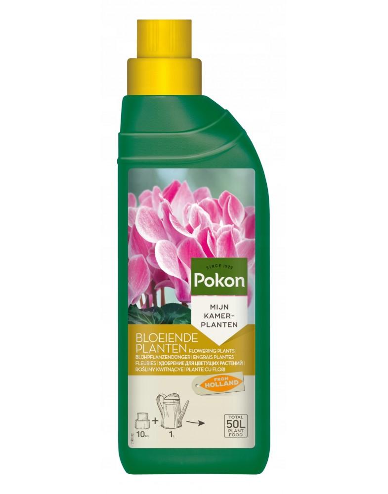 Универсальное удобрение для цветочных  растений (Pokon), 250мл