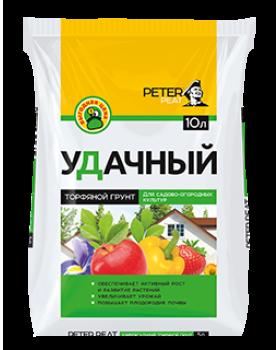 Грунт удачный Peter Peat, линия ХОББИ, 50 л