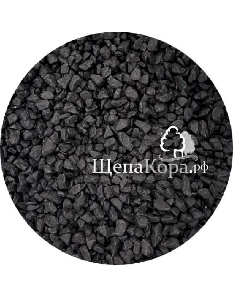 Черный окрашенный мрамор