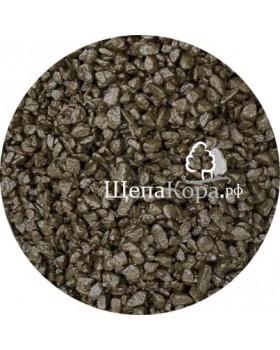Мраморная крошка коричневая, фракция 10-20 мм