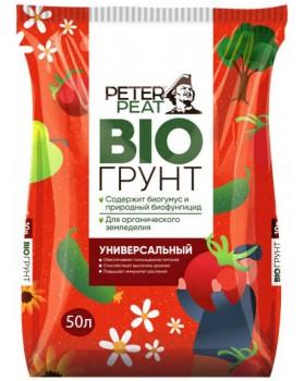Биогрунт универсальный Питер Пит, 50 л