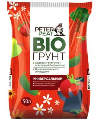 Биогрунт универсальный БИО Питэр Пит, 50 л