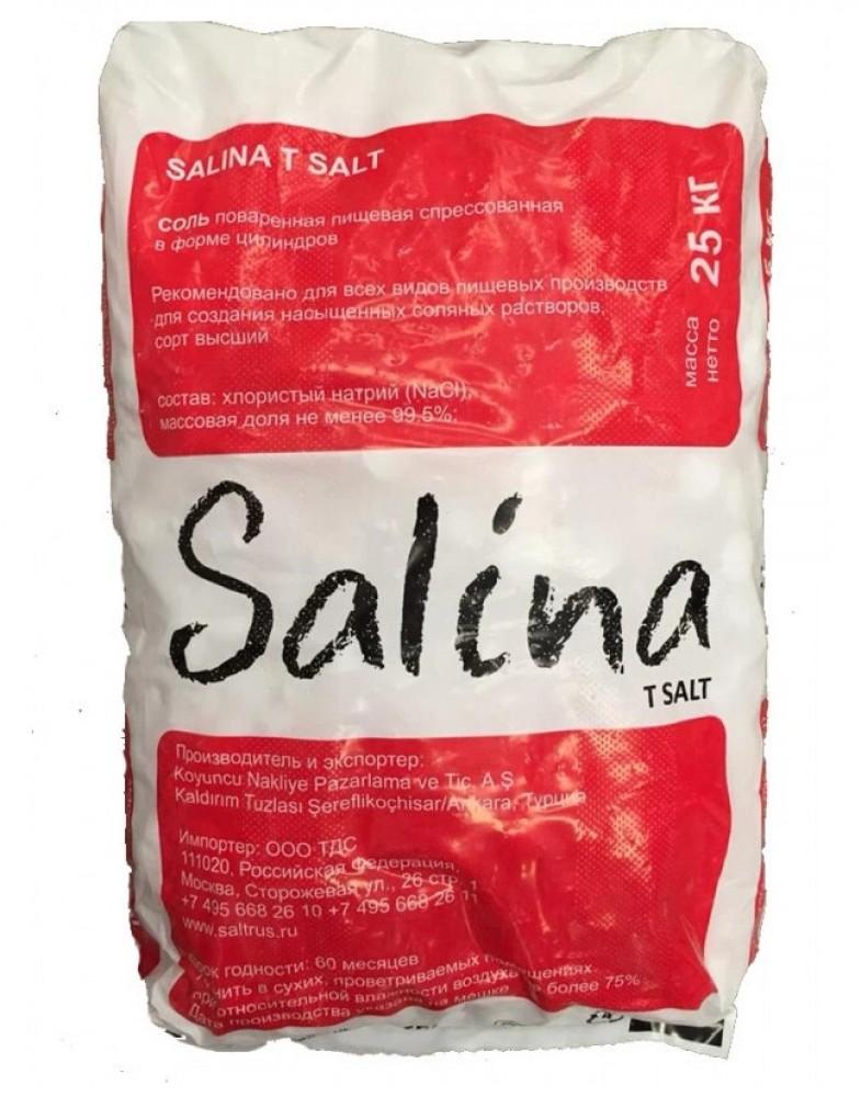 Таблетированная соль Salina T Salt