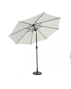 Зонт ВЕРОНА, 2.7 м, наклонный бежевый