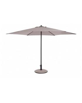 Зонт ВЕРОНА, 2.7 м, серый