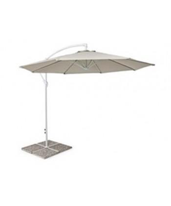 Зонт ПАРМА, 3 м, бежевый